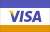 We accept Visa